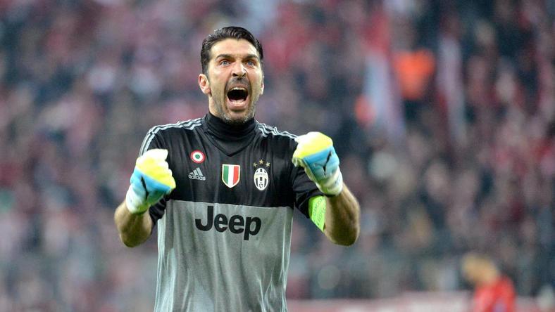 Buffon kapuját 973 percig nem tudták bevenni az olasz bajnokságban /Fotó: AFP