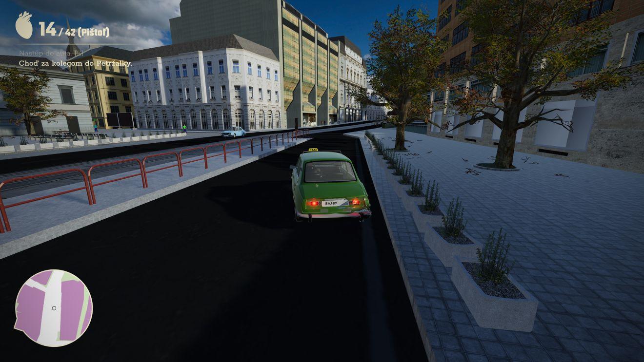 Plnohodnotné oznámenie nového projektu Vivat Slovakia máme očakávať v najbližších mesiacoch. Screenshot zobrazuje, ako by mohla vyzerať výsledná hra.
