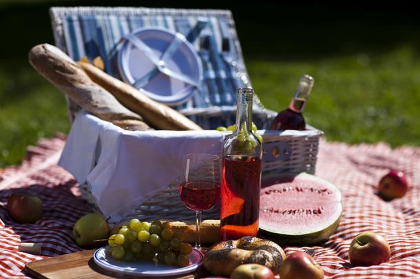 Piknikowe przekąski