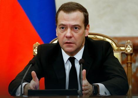 Sve su to izmišljotine: Dmitrij Medvedev