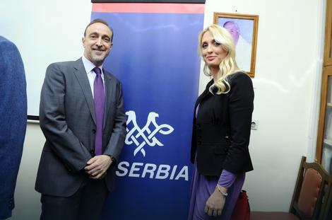 Donator i pokretač akcije: Dane Kondić i Jelena Drakulić Petrović