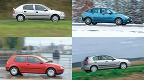 Auta kompaktowe z benzyniakami 1.8 za 10 tys. zł - atrakcyjne propozycje