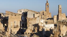 Belchite - tragiczna historia hiszpańskiego miasteczka