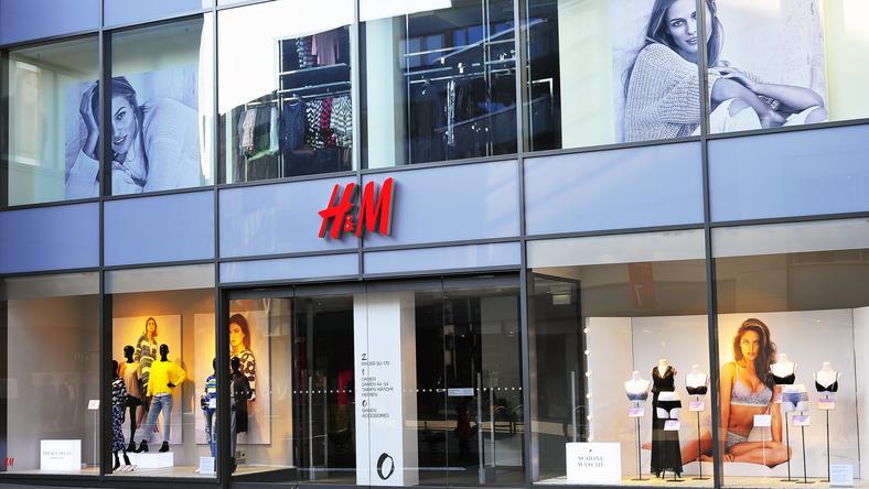 A H&M az egész világon, így hazánban is nagyon kedvelt divatmárka /Forrás: Shutterstock