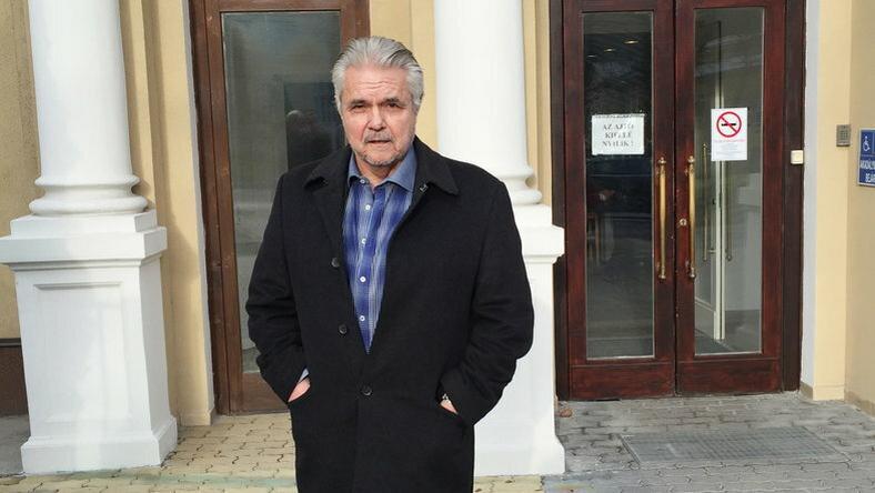 Oszter Sándor nem ismerte el bűnösségét / Fotó: Koós Szabolcs