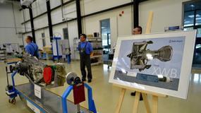 Na Podkarpaciu ruszyła produkcja przekładni do silników lotniczych