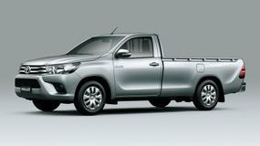 Tak wygląda nowa Toyota Hilux