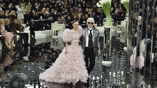 Lily-Rose Depp gwiazdą pokazu Chanel Couture