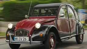 Citroën 2CV – kaczki przyjadą do Torunia (program, galeria)