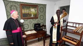 Poświęcenie domu św. Faustyny