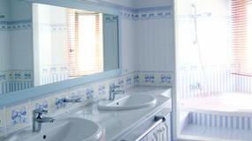 Jak pielęgnować lustro w łazience - pięć ważnych wskazówek