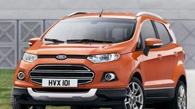 Ford EcoSport - mniejszy brat Kugi