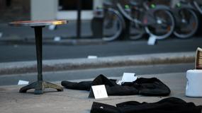 Seria ataków w Paryżu. Zdjęcia