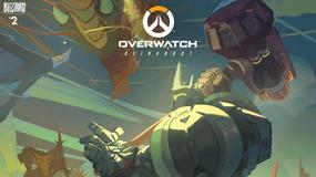 Overwatch – nowy komiks przybliża graczom postać Reinhardta