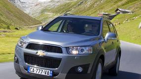 Chevrolet Captiva: SUV do zabawy? Nie tylko!