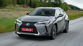 Co inspirowało projektantów Lexusa UX?