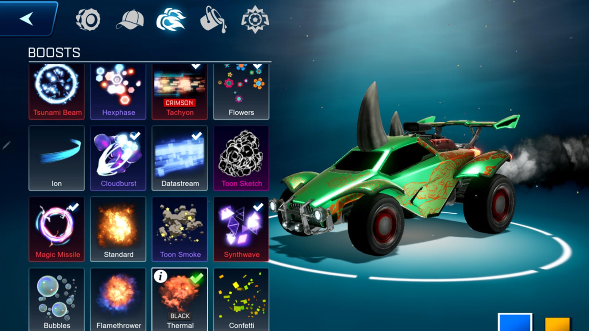 Oficiálna ukážka z hry Rocket League Sideswipe.