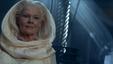 "2. Judi Dench – Aereon w filmie ""Kroniki Riddicka"" (2004)"