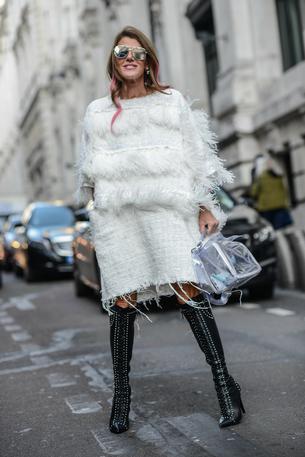 Must have: Biel zimą