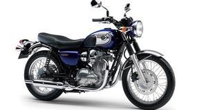 Akcja serwisowa dla motocykli Kawasaki W800