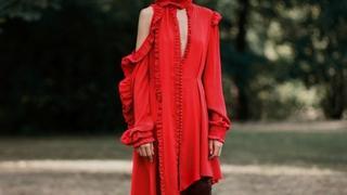 Kobieca i romantyczna kolekcja Magdy Butrym na sezon wiosna-lato 2017