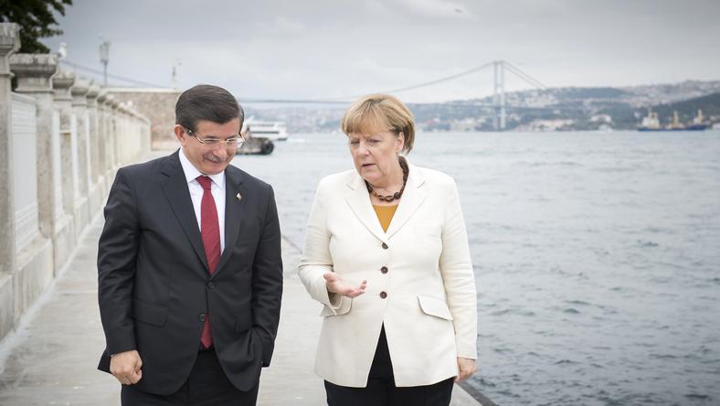 Erdogan és Merkel titkolják az ügyet / Fotó: Europress - Getty Images
