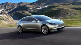 Tesla Model 3 - premiera pełna ekstazy