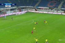 Piast - Arka (0:1): Vassiljev wciąż szuka formy z poprzedniego sezonu. Estończyk mógł wyrównać, ale zmarnował okazję