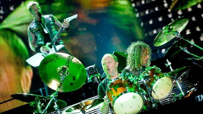 Metallica na festiwalu Sonisphere 2012 w Warszawie