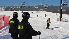 Będą badać trzeźwość na stokach narciarskich