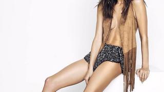 Seksowna Alessandra Ambrosio w kampanii marki XTI