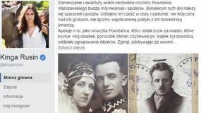 Gwiazdy pamiętają o bohaterach Powstania Warszawskiego