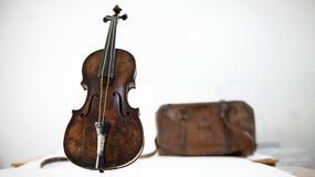 Skrzypce kapelmistrza z Titanica sprzedane na aukcji za 900 tys. funtów