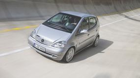 Mercedes Klasy A 210 Evolution - youngtimer niepodrabialny