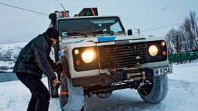 Zimowa wyprawa na Nordkapp