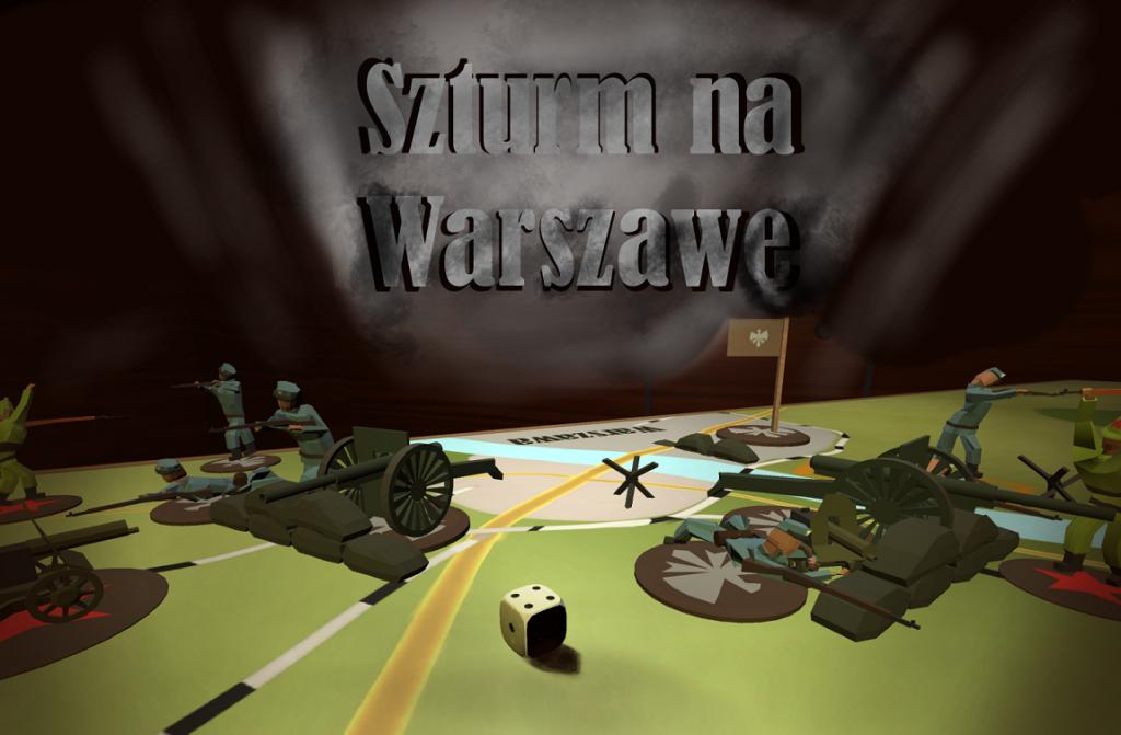 [1920 Jam] Szturm na Warszawę