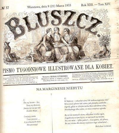 "Magazyn ""Bluszcz"""