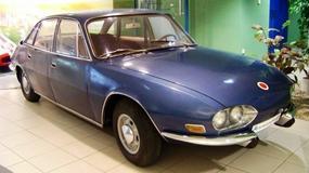 Nieznane prototypy: Tatra 603 X (1966-1967)