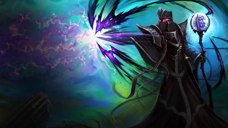 League of Legends: Clash of Fate - Karthus