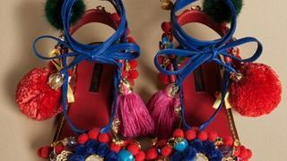 """Dolce & Gabbana skrytykowani za """"sandały niewolnika"""""""