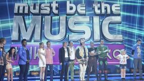 """Pierwszy półfinał na żywo """"Must be the music"""""""