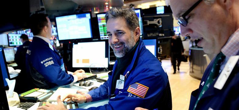 Kolejna wzrostowa sesja na Wall Street, pomogły dane na temat PKB