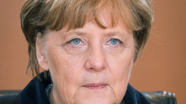 Angela Merkel megengedő politikája egyre népszerűtlenebb /Fotó: AFP