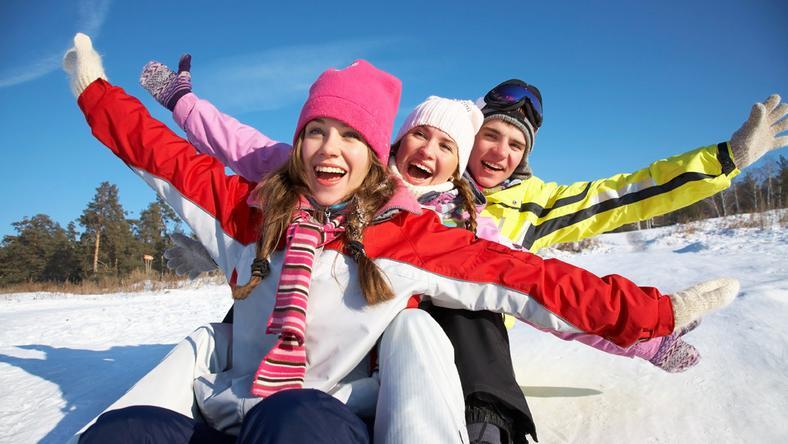 Akiknek az ízületei rendben vannak, azok bátran élvezhetik a téli sportok örömeit is /Fotó: Shutterstock