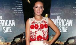 """Alicja Bachleda-Curuś na premierze """"The American Side"""""""