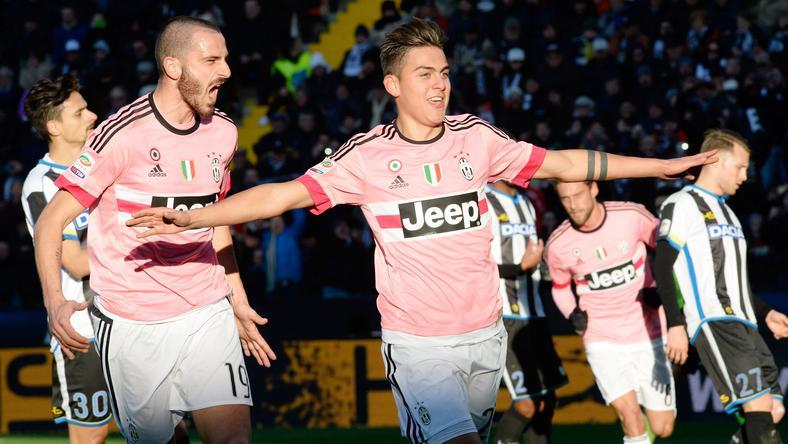 A Juventus megnyerte legutóbbi 10 meccsét, 26 gólt rúgott és csak 6-ot kapott / Fotó: Europress-Getty images