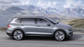 Volkswagen Tiguan Allspace – ceny w Polsce