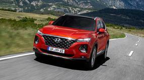 Nowy Hyundai Santa Fe - duży SUV w rozsądnej cenie