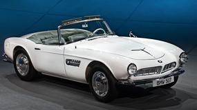 BMW 507 – klasyk doceniony po 50 latach