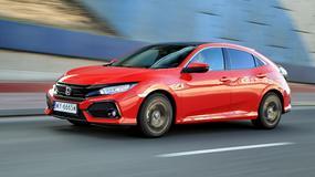 Honda Civic 1.0 VTEC Turbo - Turbina Hondy da się lubić